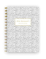 Blank Recipe Book Personalised | Sprinkles