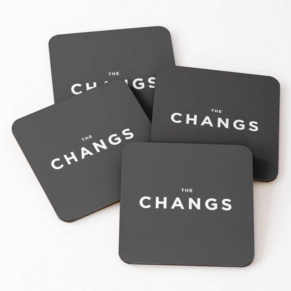 Drink Coasters Personalised | Be Bold in Black