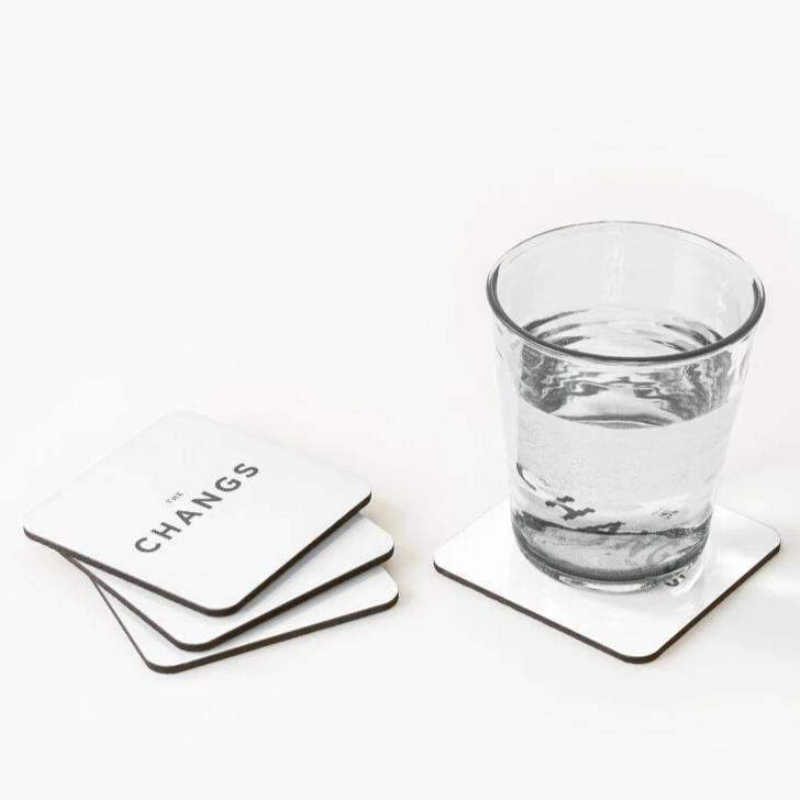 Drink Coasters Personalised | Be Bold - The Luxe Gift Co.