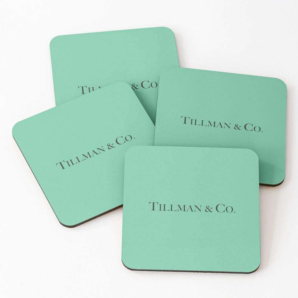 Drink Coasters Personalised | 5th Avenue