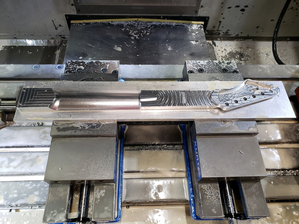 Machining more Aurora necks!