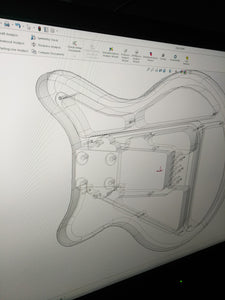 Solidworks for a dual Lollar Keystone