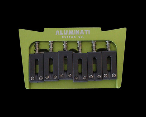 AlumiCrown High Performance Bridge (Acid Green)