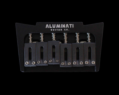 AlumiCrown High Performance Bridge (Obsidian Black)