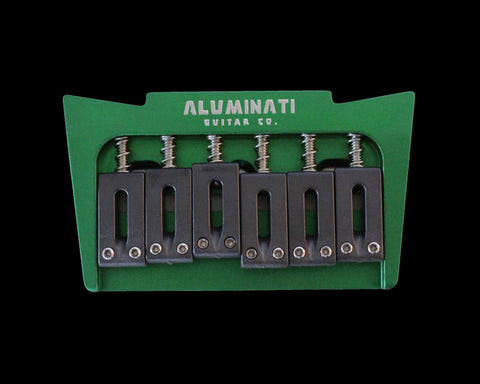 AlumiCrown High Performance Bridge (Emerald Green)