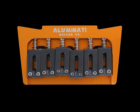 AlumiCrown High Performance Bridge (Asteroid Orange)
