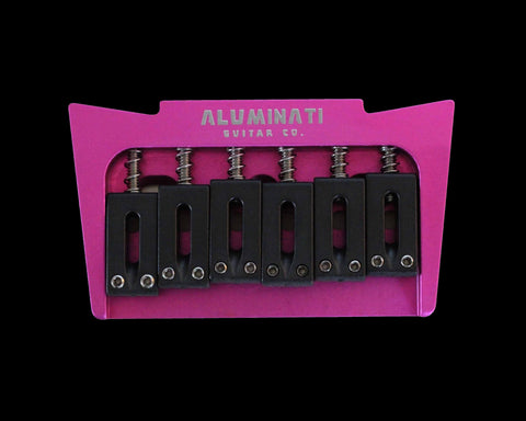 AlumiCrown High Performance Bridge (Pleiadian Pink)