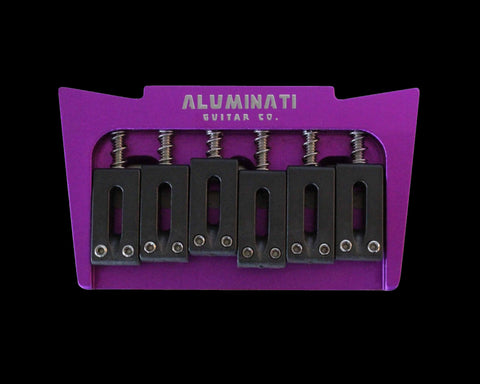 AlumiCrown High Performance Bridge (Pulsar Purple)