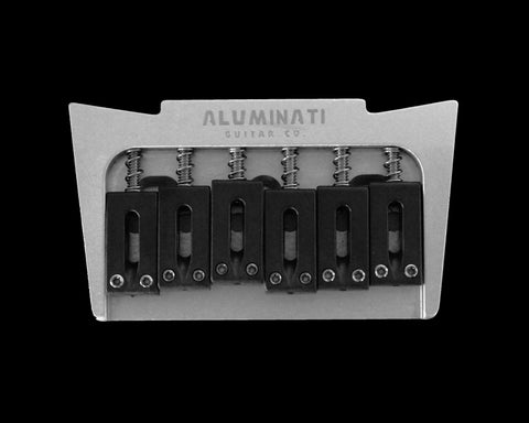 AlumiCrown High Performance Bridge (Voyager Silver)