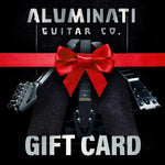 Aluminati Guitar Co. Gift Card