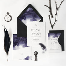 12. Sparkling Night Sky Stellar Invitation