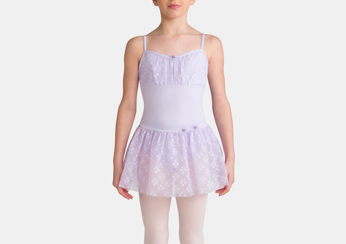 Capezio Flourette Pull On Skirt