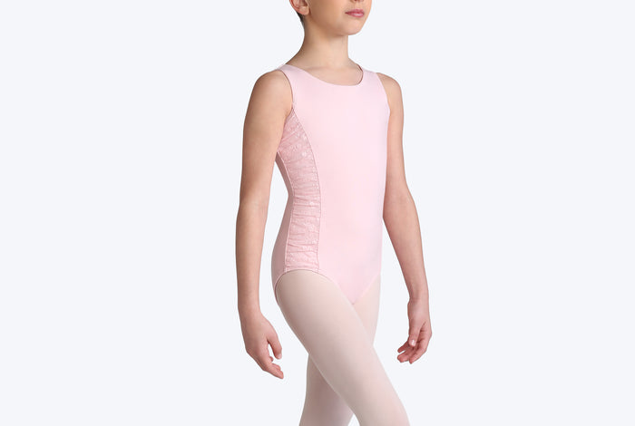 Capezio Bunches of Beauty Tank Leo