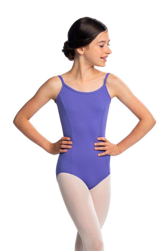 Ainsliewear Girls Princess Strap Leotard