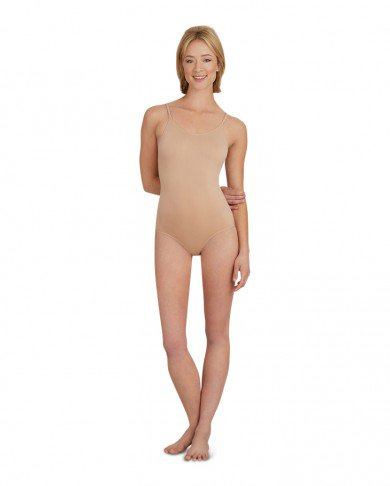 Capezio Seamless Camisole Bodyliner with Transition Straps
