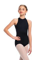 Ainsliewear Vera Leotard with Night Sky Print - Girls