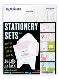 Sugar & Bruno Social Stationery Set