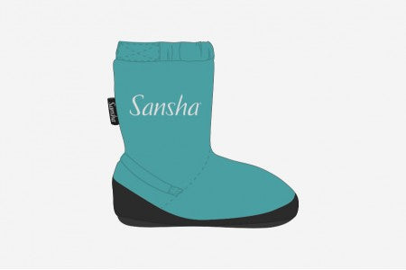 Sansha Freeze Warm-Up Bootie