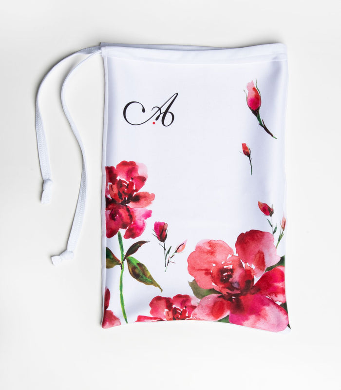 Ainsliewear Shoe Bag in Rosebud Print