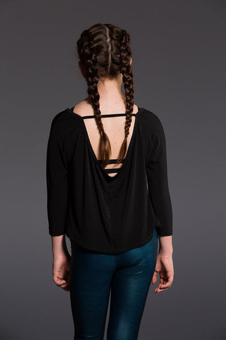 Onzie Youth Scoop-Back Top