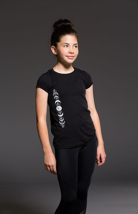 Onzie Youth Cap Sleeve Tee