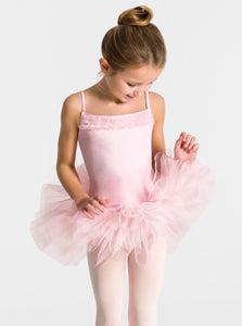 Capezio Ruffle Tutu Dress