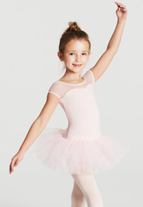 Capezio Keyhole Tutu Dress