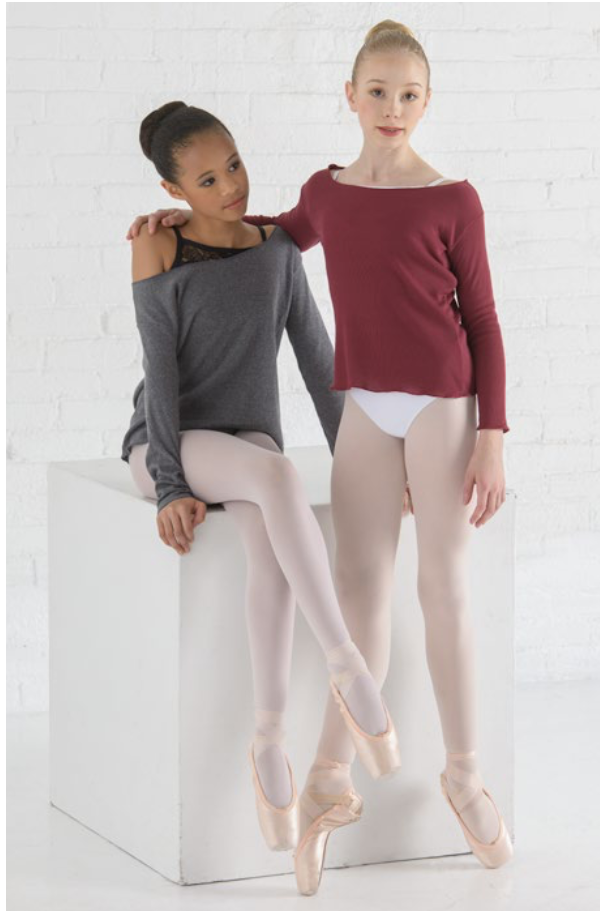 Ballet Rosa Ruby Warm Up Top