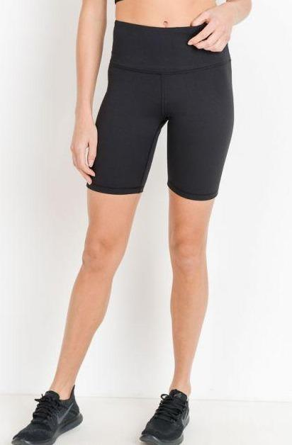 Tendu Active H.W Solid Biker Short