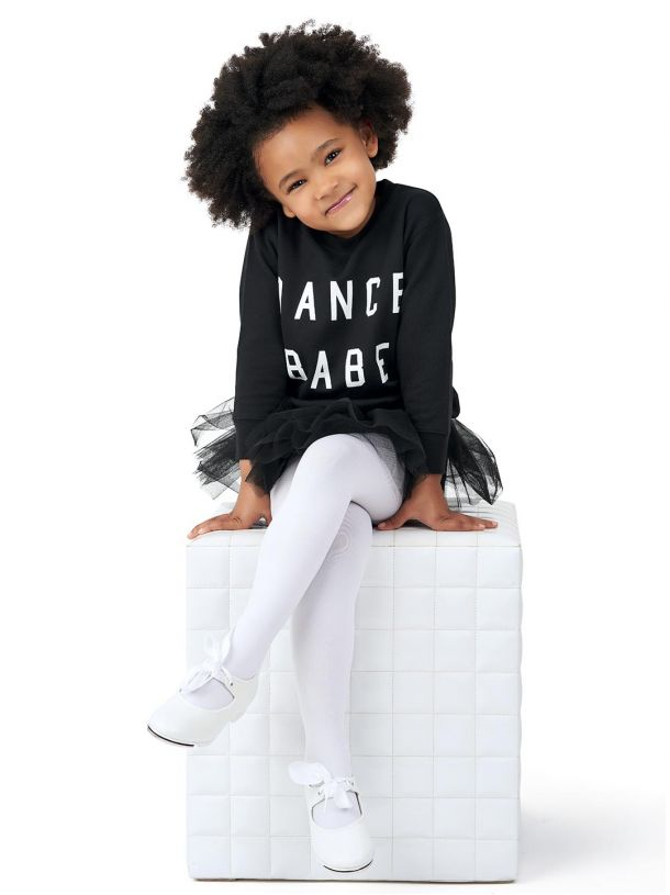 Capezio Ford & Wyatt Dance Babe Long Sleeve Sweatshirt