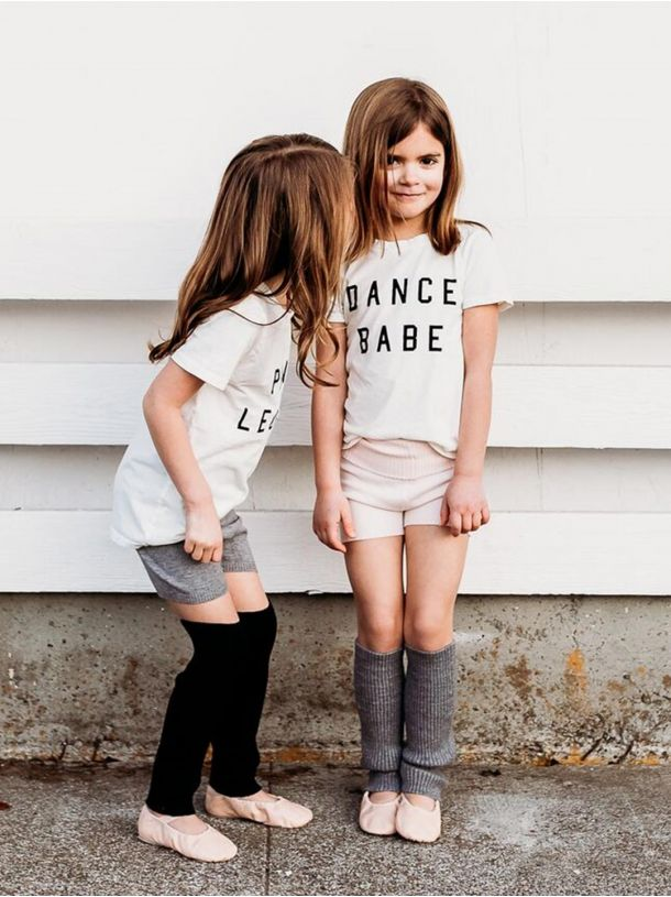 Capzeio Ford & Wyatt Dance Babe Short Sleeve T-Shirt