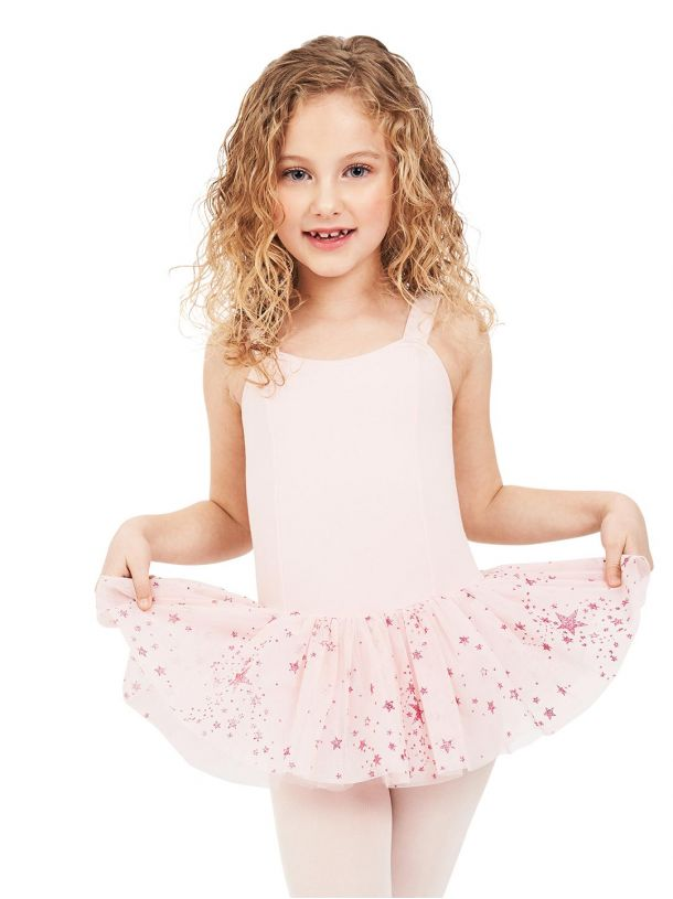 Capezio Shooting Star Tank Dress