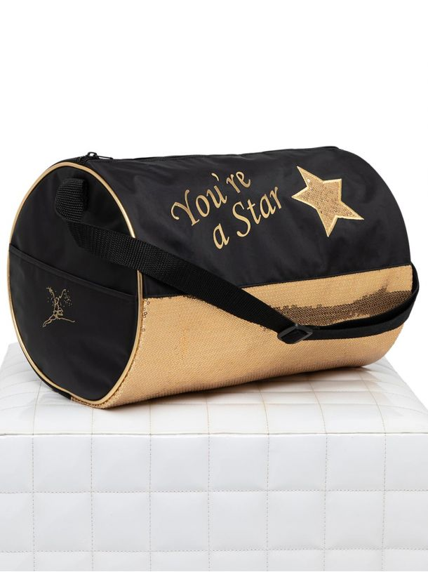 Capezio Star Barrel Bag
