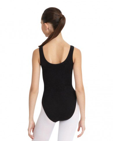 Capezio Tank Leo with Jazz Leg Line