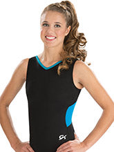 GK Elite Open Y Back Leotard