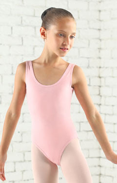 Grishko Essential Tank Leotard - Youth