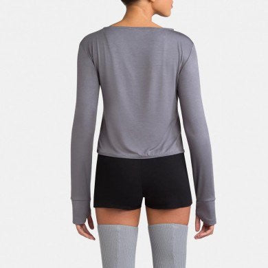 Capezio Convertible Crop Shrug