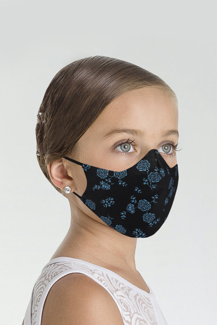 Wear Moi Microfibre and Cotton Face Mask - Youth and Ladies