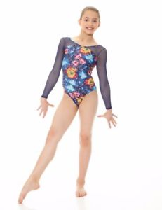Mondor 17818 Astral Gymnastics Long Sleeve Leo