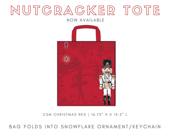 Capezio Nutcracker Tote - Limited Edition