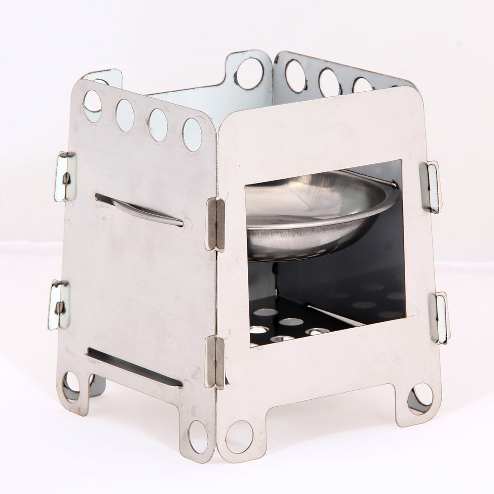Portable Mini Wood Stove