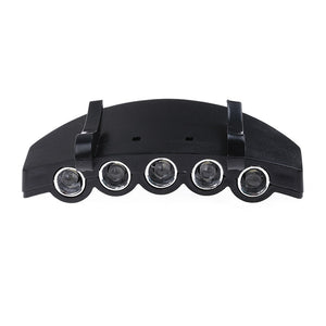 Clip On LED Headlamp