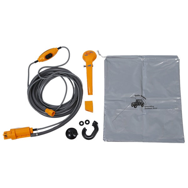 12V Portable Outdoor Camping Shower