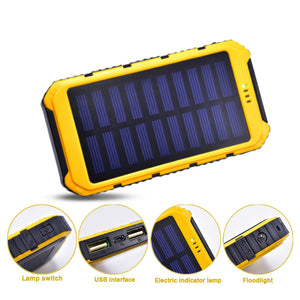20000mAh Solar Powerbank