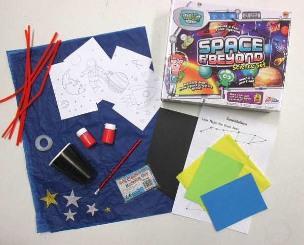 Space Crafty Things Club box