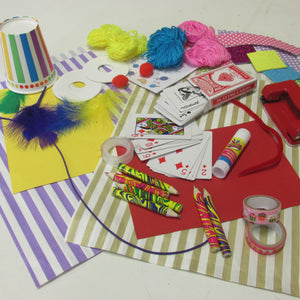 Happy Un-birthday Crafty Things Club Box