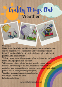 Weather Crafty Things Club box