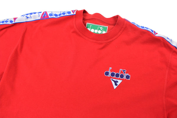 90s Diadora tapered tee M