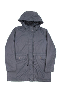 Benetton padded parka coat M