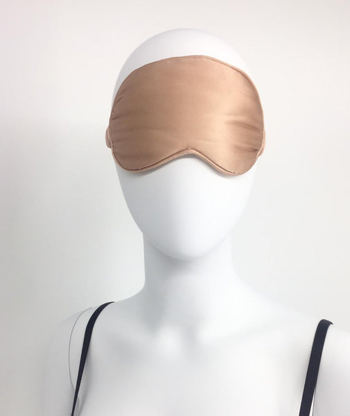 ** Multiple colours ** 100% Silk Sleep Eye Mask 1002 - SILK underwear , French lace, silk g string, silk knickers, French lingerie
